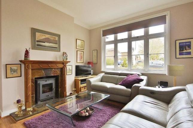 Ground floor flat with own entrance and cellar. This super, 2 bedroom ground floor flat is set in the heart of the village, overlooking the green and within walking distance of the village amenities. Updated and improved by the current owners, the accommodation is beautifully presented and offers