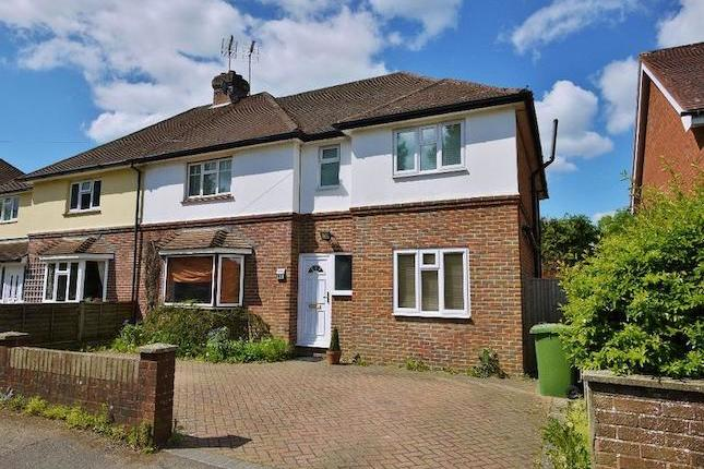 Now let. This beautifully presented, newly redecorated throughout, and very spacious, four double bedroom semi detached house, is situated in the village of Pembury on the outskirts of Tunbridge Wells. Accommodation on the ground floor comprises wooden flooring throughout.