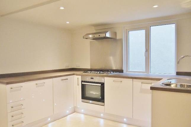 This recently renovated two bedroom first and second floor flat is situated in the village of Pembury with local shops and pubs nearby. Approached via a communal side entrance, serving just two flats, and stairs leading to the entrance hall.