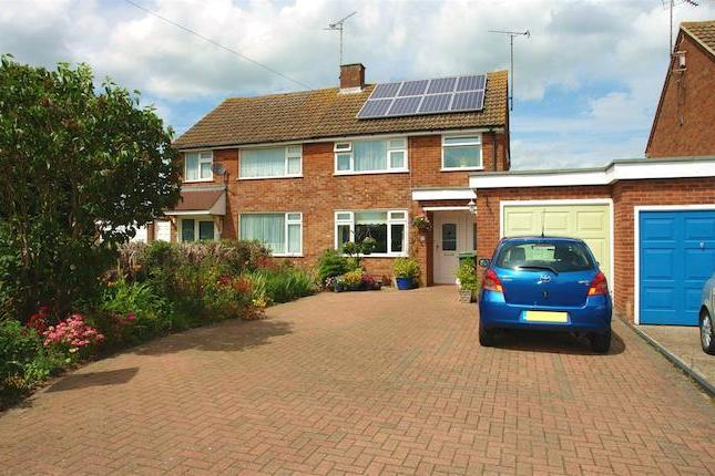 An extended three bedroom semi detached house offered to the market in stunning order throughout and situated within an excellent school catchment area. The property is located on the popular Bedgrove development and has recently undergone an extensive amount of work including new boiler, replacement UPVC double glazing, a re-wiring, refitted kitchen, four piece bathroom suite and solar panels that offer a range of benefits. Other benefits include double length garage, driveway parking and front & rear gardens. An internal viewing comes highly recommended to truly appreciate this property.