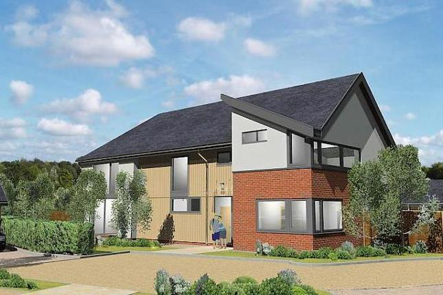 Delighted to offer this bespoke new build executive four bedroom detached house (currently being buily by Dawson Brown ltd) designed to be energy efficient and set within a small exclusive development in the sought after location of Loddon which is south of the Cathedral city of Norwich.  Accomodation offers lounge, kitchen/breakfast room, family room, cloakroom, study, utility room. First floor comprises of master bedroom with en-suite, a further two double bedrooms and family bathroom.  The property also benefits from double detached garage, front and rear gardens, under floor heating and solar panels. Entrance hall Built in cupboard and doors leading to all rooms including rear door out to terrace area. Kitchen/breakfast room 20' (6.1m) x 13' (3.96m) Front facing window, fully fitted high specification kitchen, design and choices with buyer and supply through Mulberry Kitchens. Utility room Side facing window, plumbing for washing machine, base units with sink drainer unit and work top. Cloakroom Front facing obscured glass window, white suite comprising low level WC and wash hand basin. Living room 22' (6.71m) x 12'1 (3.68m) Front facing window, rear double doors opening out to rear garden Bedroom 3  Bedroom 4  Bathroom 1  Bathroom 2  Bathroom 3  Garage space for 2 cars.  Parking