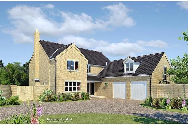Proud to present this five bedroom detached property is set within 1/3 acre (stms), 3, 033 sqft floor space, in exclusive development on the edge of the village of Fleggburgh (currently under construction).  Accommodation includes; five bedrooms, two ensuites, two receptions rooms, an open plan kitchen/dining room, utility, ground floor cloakroom and first floor family bathroom.  The property also benefits from under floor heating to the ground floor, double garage with electric rollers doors and enclosed rear garden.  Kitchen design and supplied by Mulberry Kitchens. Awaiting energy rating.  Further details to follow  Parking