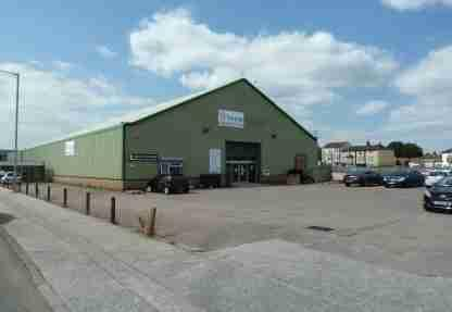 The property comprises a substantial high eaves (5.9m.) trade counter and retail sales warehouse. The main building measures approx. 1, 480sq.M. (15, .) with additional office/staff rooms approx. 100sq.M. (1, .) and mezzanine stores 231sq.M. (2, .). To the front is a customer car park and with loading area to the rear. EPC awaited.