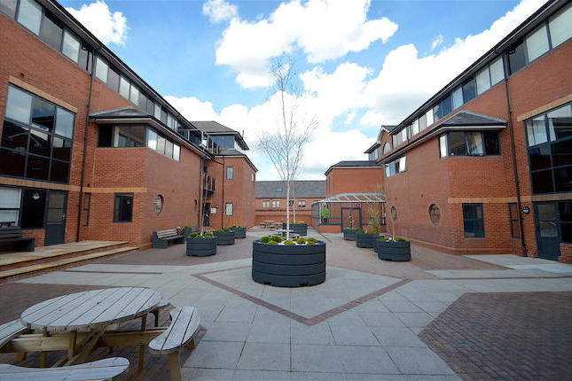 A rare opportunity to purchase this spectacular two double bedroom fifth floor apartment in the highly sought after St Marys Court development in the heart of Nottingham's vibrant Lace Market district. Benefiting from two double bedrooms, two bathrooms, modern fitted kitchen and secure gated parking