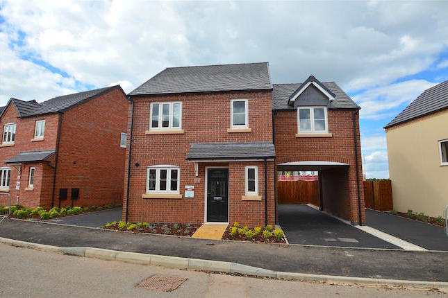 A fantastic opportunity to acquire one of these brand new homes in Kirkby in Ashfield, benefitting from spacious bedrooms, off road parking and car port.These are now available to purchase off plan meaning you can have your choice of fixtures and fittings and make this your own bespoke family home. Help to buy available.