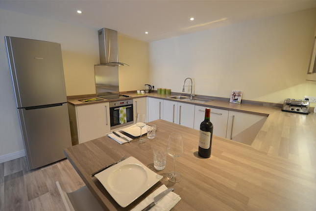 A fantastic opportunity to rent this extremely large apartment in the idyllic location of West Bridgford. Located on the ground floor and benefiting from two double bedrooms, a bathroom and en suite shower room, spacious open plan living / dining & kitchen area. Available fully furnished with car parking