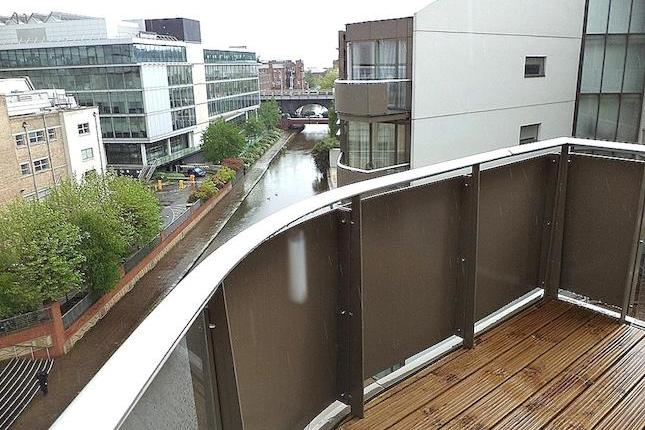 Waterside living - Furnished, two double bedroom apartment in the prestigious Nottingham One Development. Benefiting from spacious, modern living accommodation, and excellent views with balcony overlooking the canal. Viewing is essential!