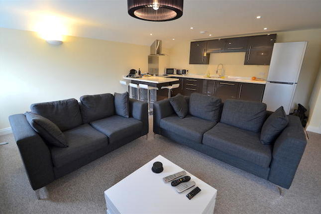 A fantastic opportunity to rent this extremely large apartment in the idyllic location of West Bridgford. Located on the first floor and benefiting from two double bedrooms, a bathroom and en suite shower room, spacious open plan living / kitchen area. Available fully furnished with car parking