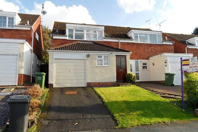 This extended semi detached house is situated in this popular residential location and being well positioned for Kidderminster Town Centre, local schools and main road networks. The property is in need of some upgrading but offers generous family accommodation which comprises of a lounge, dining room, kitchen, cloakroom and study to the ground floor, three double bedrooms and bathroom to the first floor. The property benefits further from a gas central heating system serviced by a Worcester condensing combination boiler, double glazing, gardens, garage and off road parking. Available with no upward chain. Epc band C.