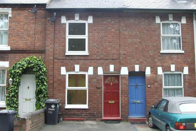 This mid terraced house would make an ideal purchase for a First Time Buyer or buy to let investor. Being situated opposite Brintons Park and close to Kidderminster Town Centre. The accommodation consists of a lounge, fitted kitchen and bathroom on the ground floor with two bedrooms on the first floor. The property also benefits from a gas central heating system, double glazing, off road parking and a good size rear garden. Available with no upward chain.