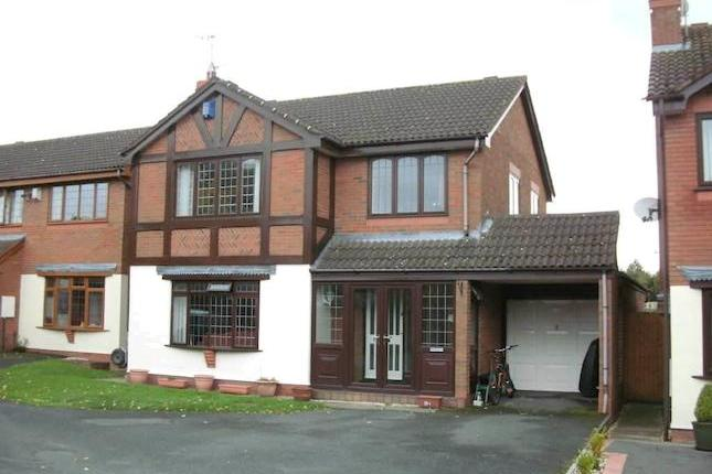 This modern style detached house is offered for sale with no upward chain and is situated in a cul - de - sac position upon the ever popular Spennells Valley development. The accommodation comprises of a lounge, dining room, kitchen and cloakroom to the ground floor, master ensuite, three further bedroom and family bathroom to the first floor. The property benefits further from a gas central heating system, double glazing, tandem garage and off road parking, Early viewing is recommended to avoid missing out. Epc band Tbc.