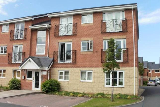 This first floor apartment is being sold as a 50% Shared Ownership with the other half belonging to Jephson Housing. Situated within walking distance of Stourport On Severn Town Centre and its amenities. The accommodation has been well cared for and comprises of an open plan lounge and refitted kitchen, two bedrooms and bathroom. The property benefits further from double glazing, electric heating and allocated parking. Early viewing is a must. Epc Band C