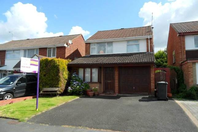 This detached house is situated in a cul de sac position upon this popular residential development known as Areley Kings, with a wealth of local amenities. The accommodation has been extended to the front and comprises of a through lounge and L shape kitchen / diner to the ground floor, three bedrooms and bathroom to the first floor. The property benefits further from a gas central heating system, double glazing and integral garage. Epc Band tbc.