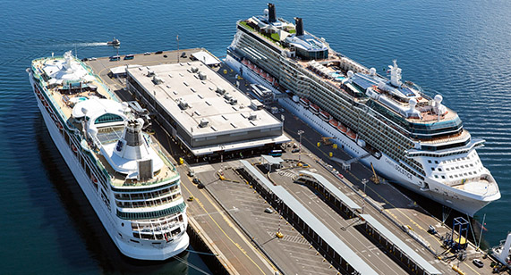 Seattle Cruise Port Terminal Information