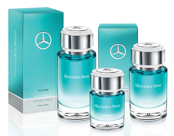 mercedes benz parfums unveils first male cologne travel retail business. Black Bedroom Furniture Sets. Home Design Ideas