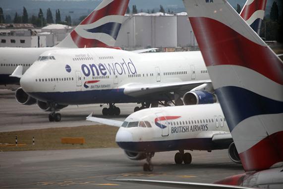 British Airways scrap free meals and drinks on short-haul flights