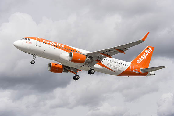 Meet 'easyJet's youngest female airline captain' - 26-year-old Kate McWilliams