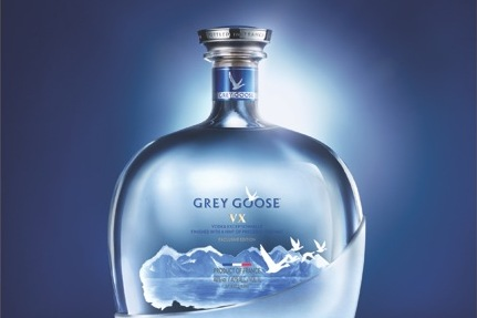 called Grey Goose VX  Grey Goose