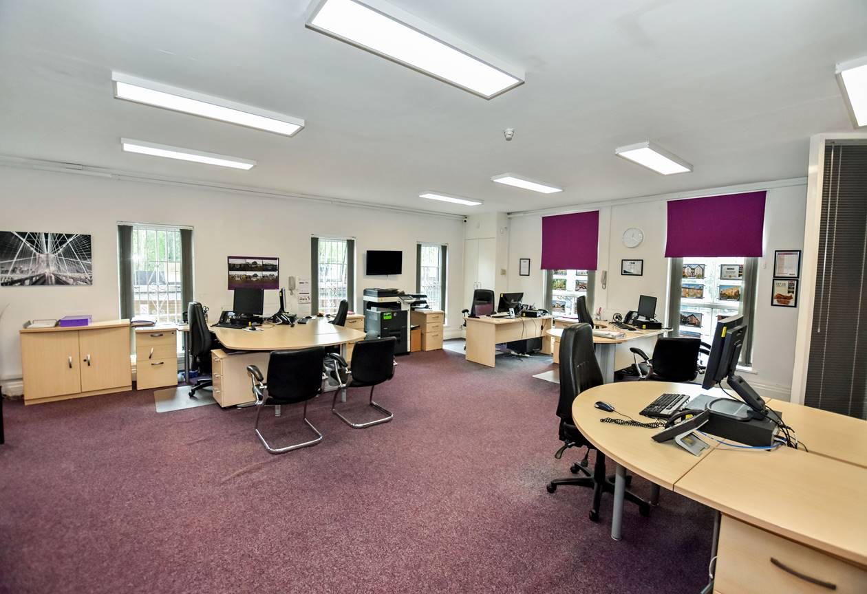Bolton estate agents office