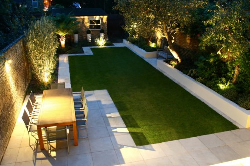 Perfect garden to sell your home