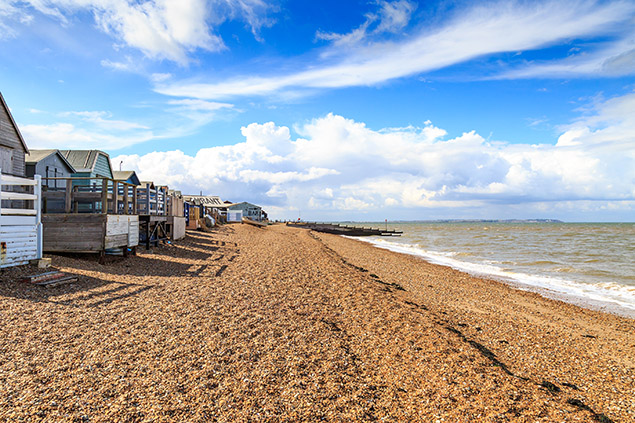 Our 6 Favourite Beaches in the South East