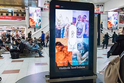Global debut for ck2 Millennials ads at LGW   Travel Retail Business