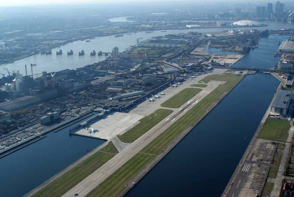 Our plan to redevelop the London City Airport site