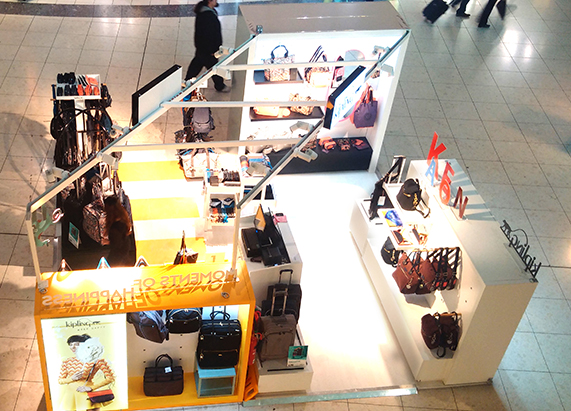 0d8b18683 Kipling has customers all sewn up at Gatwick | Travel Retail Business