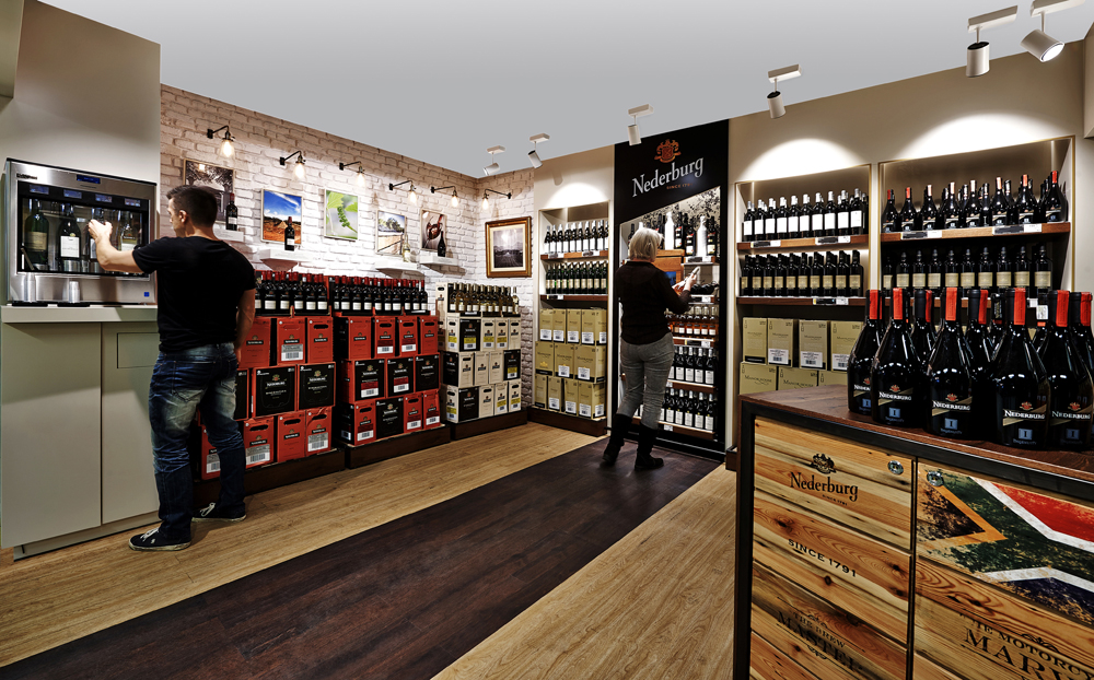 Distell Invests In Nederburg Repositioning Travel Retail