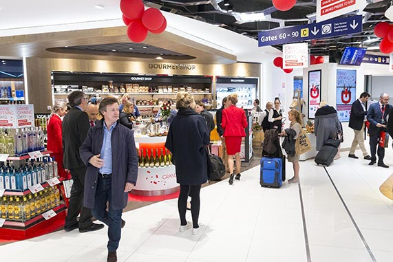 new concept bb171 aaeeb Dufry opens extended new Basel Euroshop | Travel Retail Business