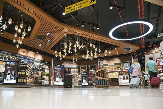 Major retail upgrade as Lisbon Airport expands   Travel Retail Business 59abd0bbeb