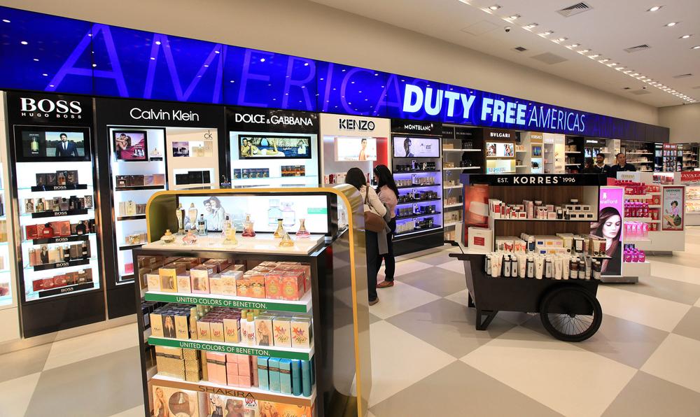 duty free shop sao paulo airport