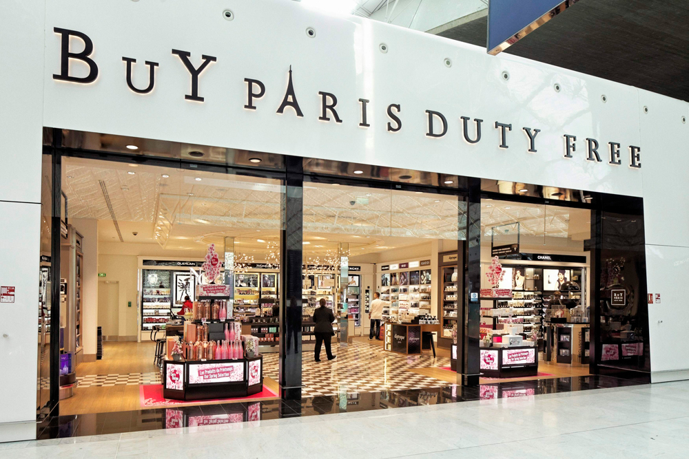 duty free shop paris charles de gaulle
