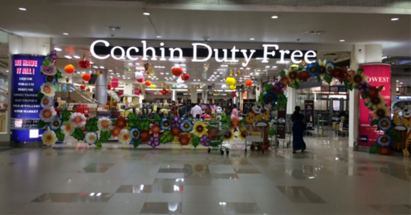 cochin airport to issue 33,000sq ft duty free tender   travel retail