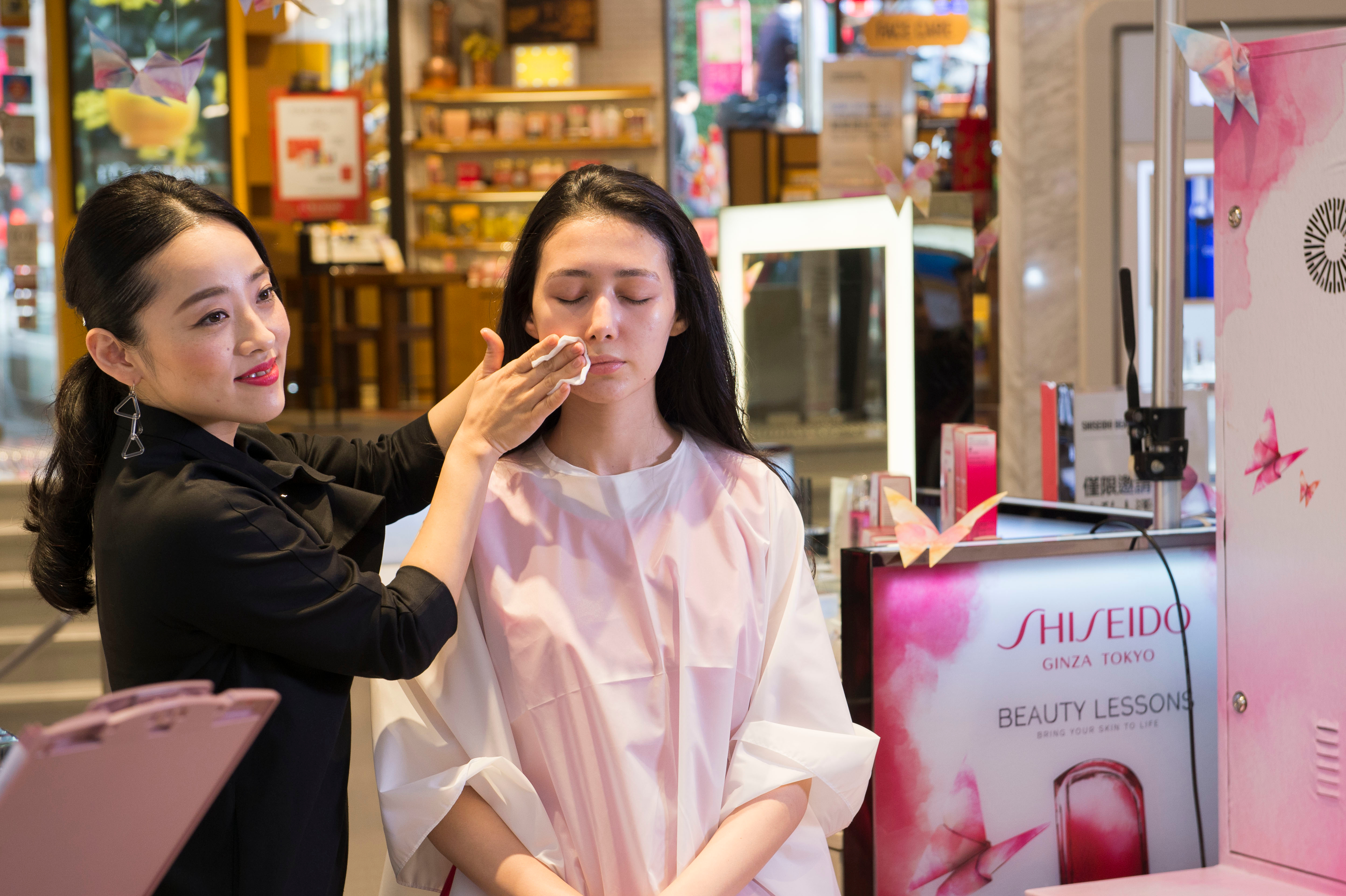 Shiseido. Looking for skin care products that will make your face and body truly shine? Search no further than Shiseido. With an extensive variety of moisturizers, serums and facial treatments, you can feel confident in the brand's time-honored legacy of effective and soothing skin care.