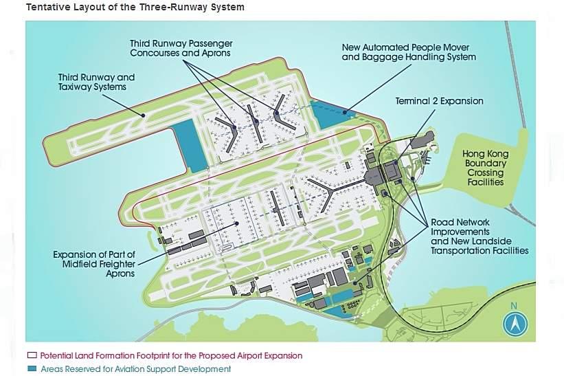 HKIA Midfield Concourse \'making good progress\'   Travel Retail Business