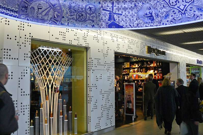 Amsterdam Schiphol Makes Exquisite Liquor Move Travel