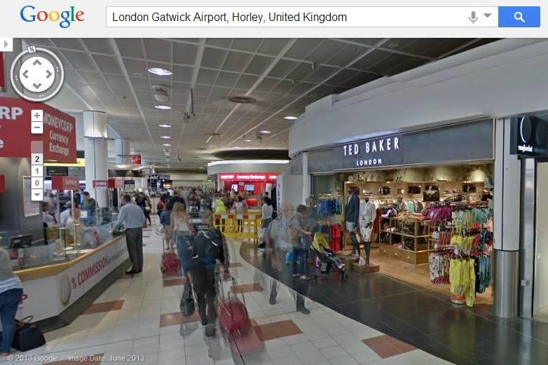 64effa773c2 Google Maps enters London Gatwick