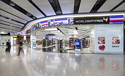 321e9d07a9f6 WDFG shows off smart new LHRT2 store