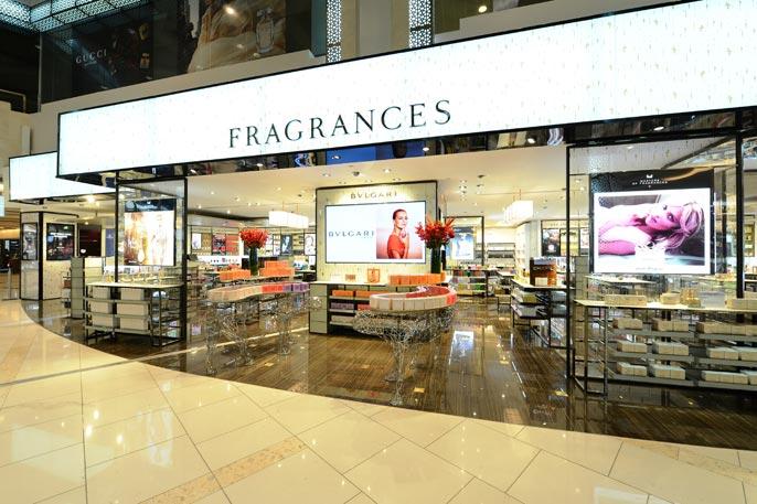 Dfs Unveils 250sq M Fragrances Boutique At Abu Dhabi