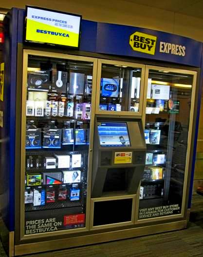 Best Buy extends airport kiosks in Canada | Travel Retail ...