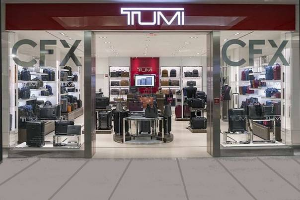 Tumi opens 40th store in travel retail at La Guardia Airport (LGA ...