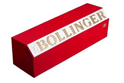 Champagne Bollinger launches Pentagon Special Cuvée gift box with WDFG