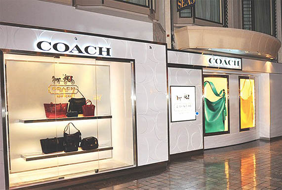 Cruise lines set to carry 23m customers this year | Travel ... Coach Store Display