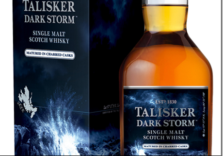 852ef4ed0 Diageo Global Travel (GTME) has unveiled a new variety of its Talisker  Single Malt Scotch Whisky with Talisker Dark Storm from the Island of Skye.