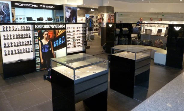 9409b72575 Armani to open eight DF&TR stores in Q4 | Travel Retail Business
