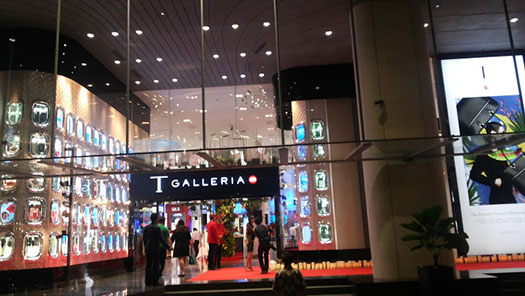 1011f15fbad3 T Galleria Singapore opens for business