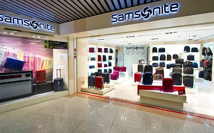 Zon Duty Free debuts Samsonite at KLIA | Travel Retail Business