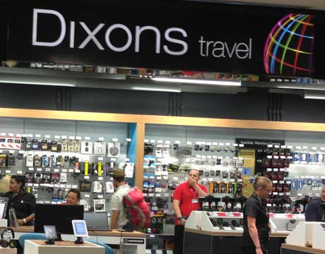 Dixons Travel reinvents its stores | Travel Retail Business