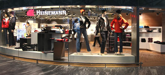 heinemann opens travel value fashion shop at oslo airport travel retail business. Black Bedroom Furniture Sets. Home Design Ideas